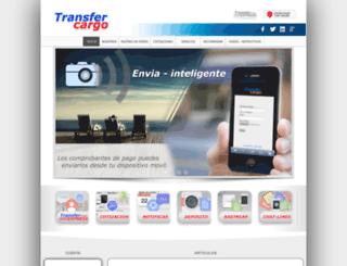 transfercargousa.com screenshot