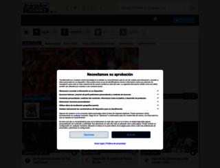 transfermarkt.es screenshot