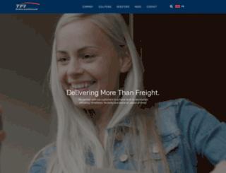 transforcecompany.com screenshot