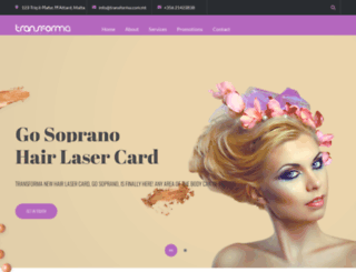 transforma.com.mt screenshot