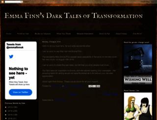 transformation-stories.blogspot.dk screenshot