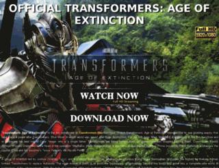 transformers2014online.com screenshot
