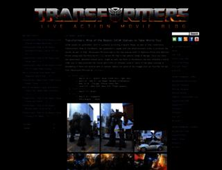 transformerslive.blogspot.fr screenshot