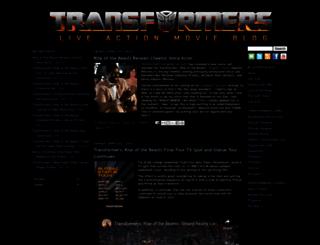 transformerslive.blogspot.in screenshot