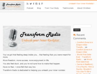 transformradio.com screenshot