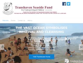 transhaven.org.za screenshot