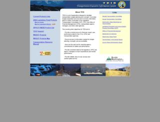 transinfo.state.wa.us screenshot