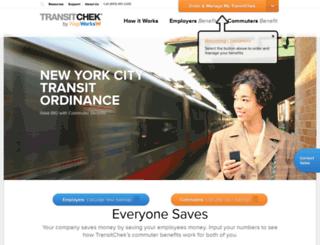 transitchek.com screenshot