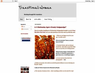 transitional-woman.blogspot.com screenshot