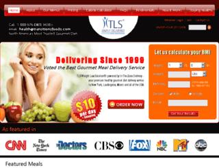 transitionsfoods.com screenshot