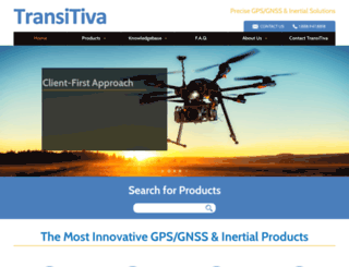 transitiva.com screenshot