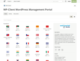 translate.wp-client.com screenshot
