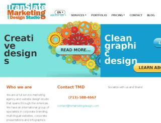 translatemarketingdesign.com screenshot