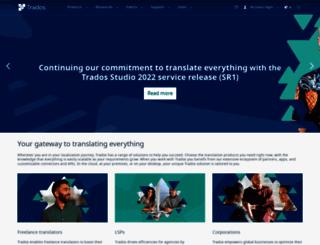 translationzone.com screenshot