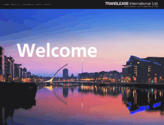 translease.com screenshot