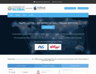 transliveglobal.com screenshot