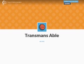 transmansable.tumblr.com screenshot