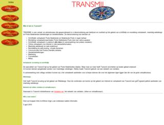 transmil.nl screenshot