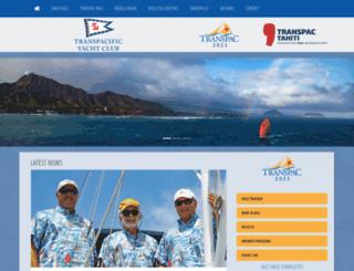 transpacyc.com screenshot