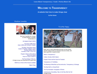 transparencynow.com screenshot