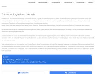 transport-logistik-verkehr.de screenshot