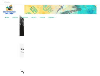 transportationbajacabos.com screenshot