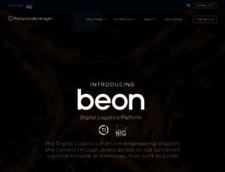 transportationinsight.com screenshot