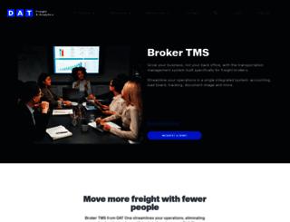 transportationsoftware.com screenshot