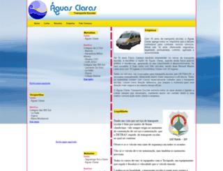 transporteescolar.com.br screenshot