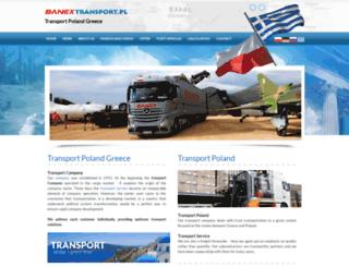 transportgreece.com screenshot