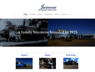 transports-jumeau.com screenshot