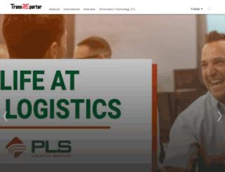 transreporter.com screenshot