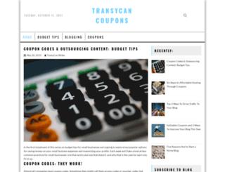 transycan.net screenshot