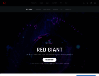 trapcode.com screenshot