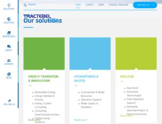 trapec.ro screenshot