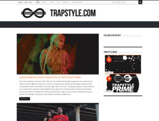 trapstyle.com screenshot
