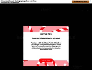 traptmelbourne.com.au screenshot