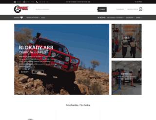 trasek.com.pl screenshot