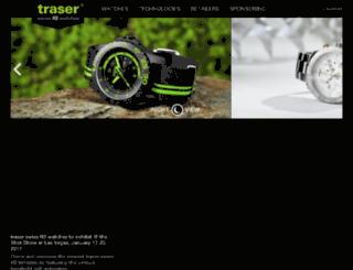 traserusa.com screenshot