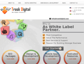 traskdigital.com screenshot