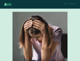traumaweb.org screenshot