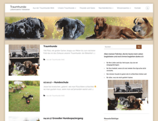 traumhunde.org screenshot