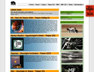 traumschallplatten.de screenshot