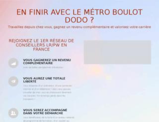 travailleraudomicile.fr screenshot