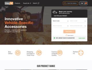 travall.com screenshot