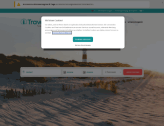 travanto.de screenshot