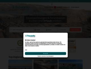 travanto.de screenshot