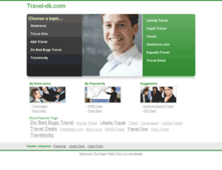 travel-dk.com screenshot