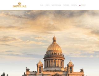 travel-imperial.ru screenshot