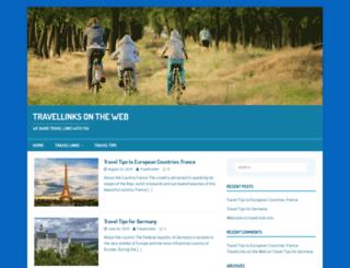 travel-link.info screenshot